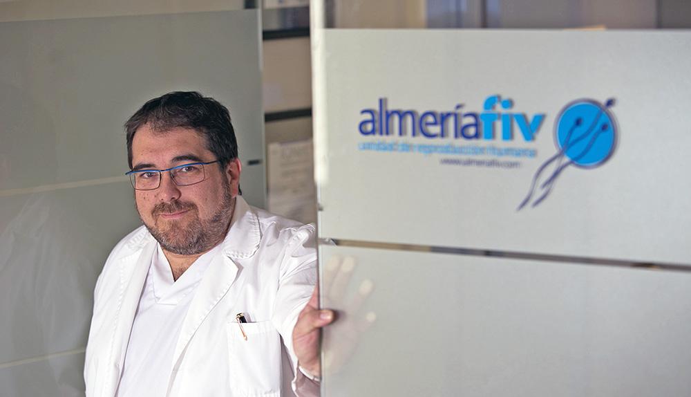 Reproducción Almería. Ignacio Durán