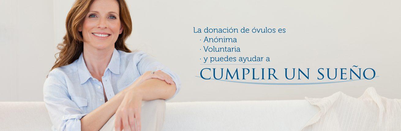 Reproducción Almería. Donación óvulos